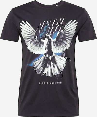 EINSTEIN & NEWTON Shirt in grau / schwarz, Produktansicht