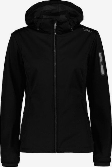 CMP Jacke in schwarz, Produktansicht