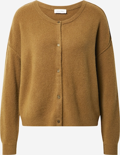 AMERICAN VINTAGE Pullover in senf, Produktansicht