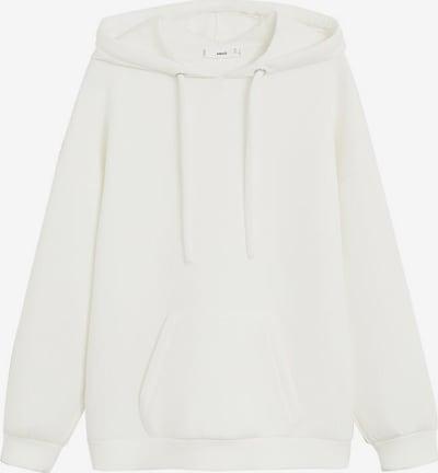 MANGO Sweater majica u bijela, Pregled proizvoda