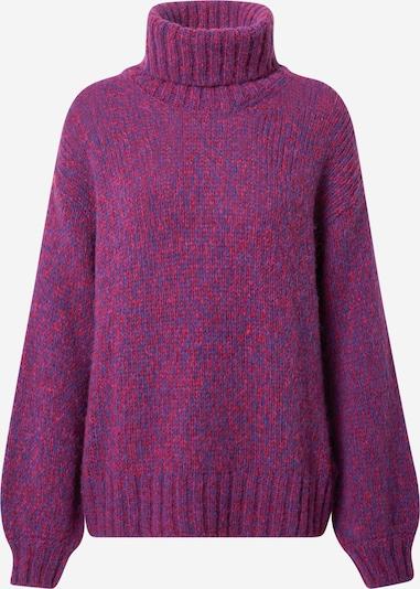 GANT Pullover in dunkellila, Produktansicht