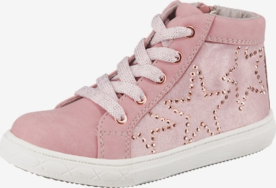 Be Mega Sneakers High in rosa, Produktansicht