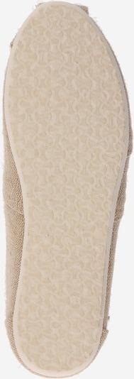 Schoenen voor Dames TOMS Espadrilles 'Alpargata Core' in Beige
