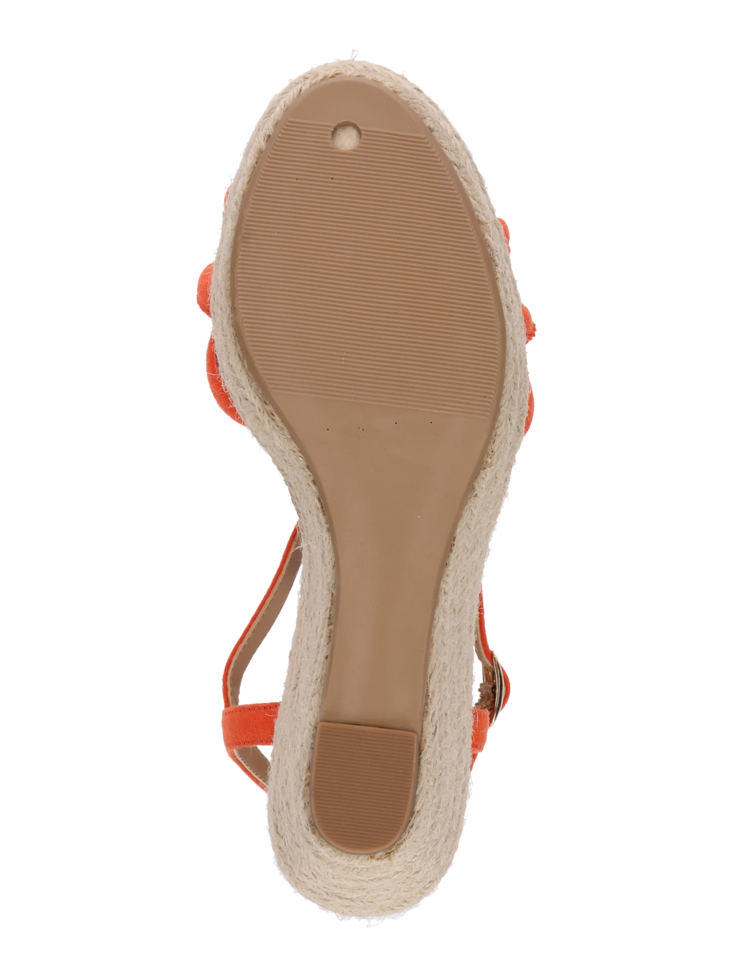 You About 'frances' Sandalette In Orangerot lFK1cuTJ35