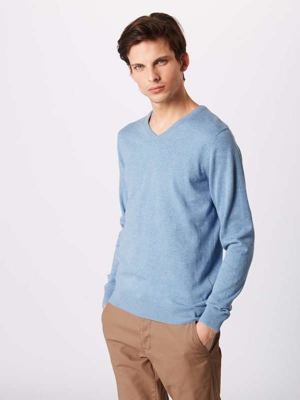 Tailor Bleu Pull Tom En over CWdBexro