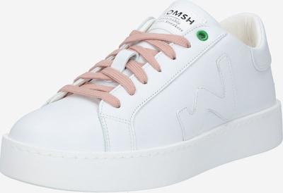 Sportbačiai be auliuko 'Concept' iš WOMSH , spalva - rožinė / balta, Prekių apžvalga