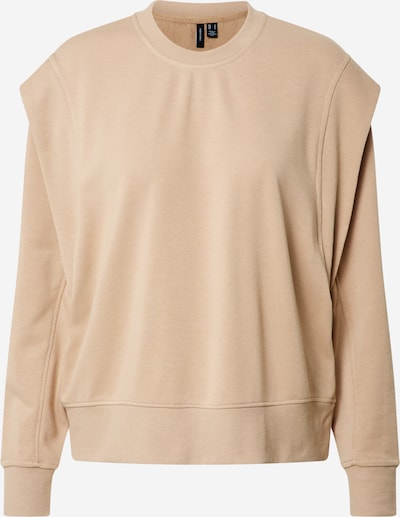VERO MODA Sweatshirt 'Willow' in beige, Produktansicht