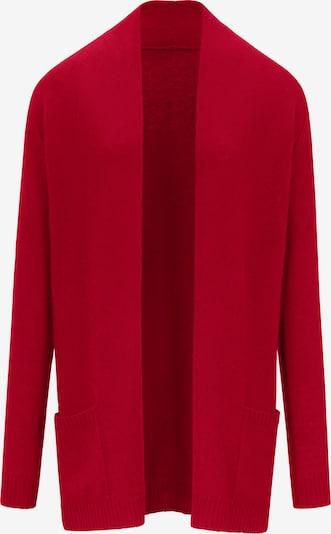 include Gebreid vest in de kleur Rood, Productweergave