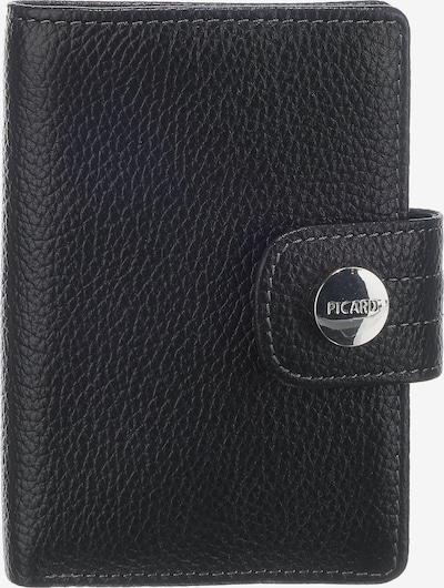 Picard Portemonnaie 'Melbourne' in schwarz, Produktansicht