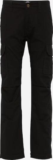 DICKIES Kargo hlače 'Edwardsport' | črna barva, Prikaz izdelka