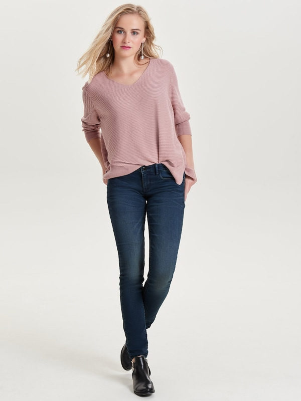 ONLY 'onlCORAL' Skinny Jeans
