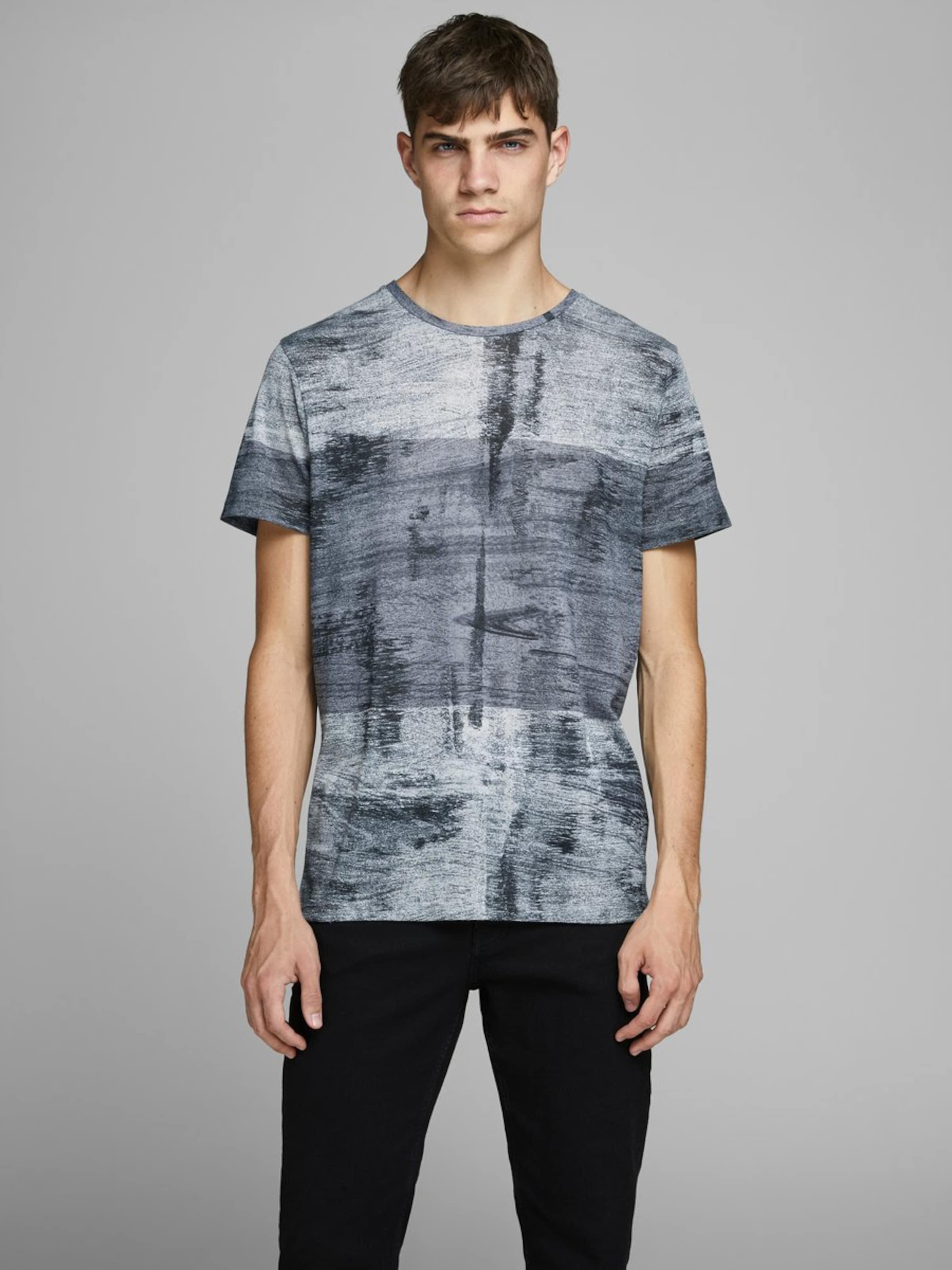 HellgrauDunkelgrau Weiß Jones T In shirt Jackamp; 4LS5qR3cAj