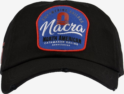 CODE-ZERO Cap 'Nacra' in schwarz, Produktansicht