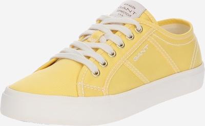 Ganter Sneaker 'Zoee' in gelb, Produktansicht