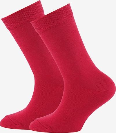 EWERS Socken in rot, Produktansicht