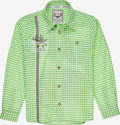 STOCKERPOINT Hemd Leo in grün, Produktansicht