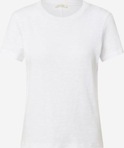 AMERICAN VINTAGE Camiseta 'Sonoma' en blanco, Vista del producto