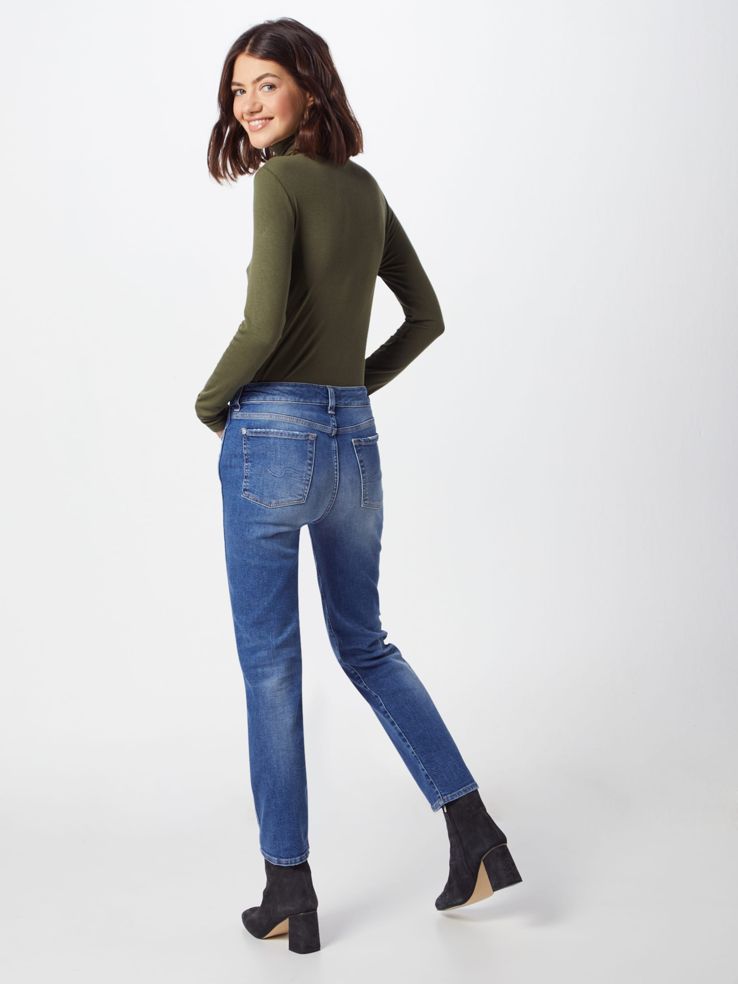 For Blue Jeans 'erin' Mankind All Denim 7 In qSMVpUz