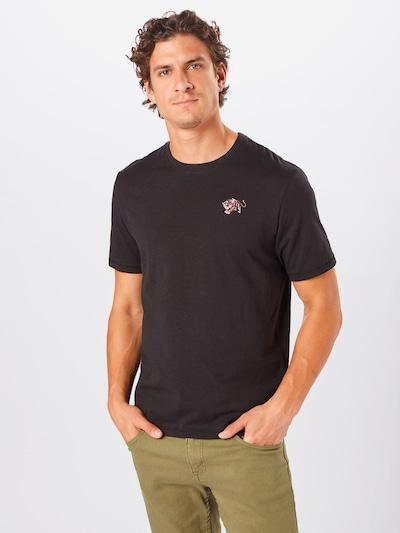 Only & Sons Shirt 'Life' in de kleur Gemengde kleuren / Zwart: Vooraanzicht