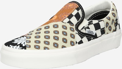 VANS Slip on boty ' Classic' - hnědá / černá / bílá, Produkt