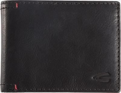 CAMEL ACTIVE Geldbörse aus Leder in schwarz, Produktansicht