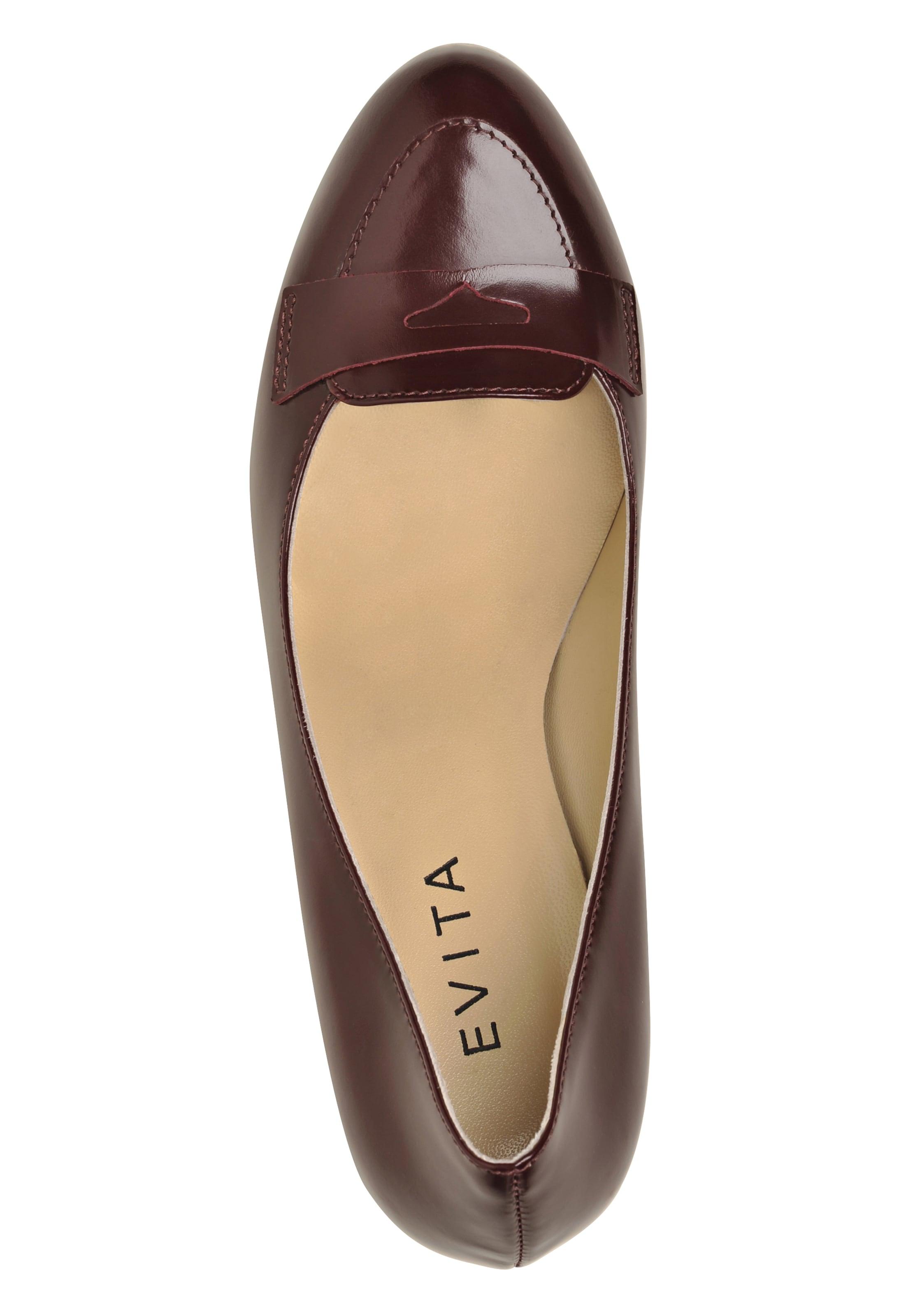 Pumps Damen Evita Damen Pumps In Damen In Evita Bordeaux Evita Bordeaux DWI9HE2