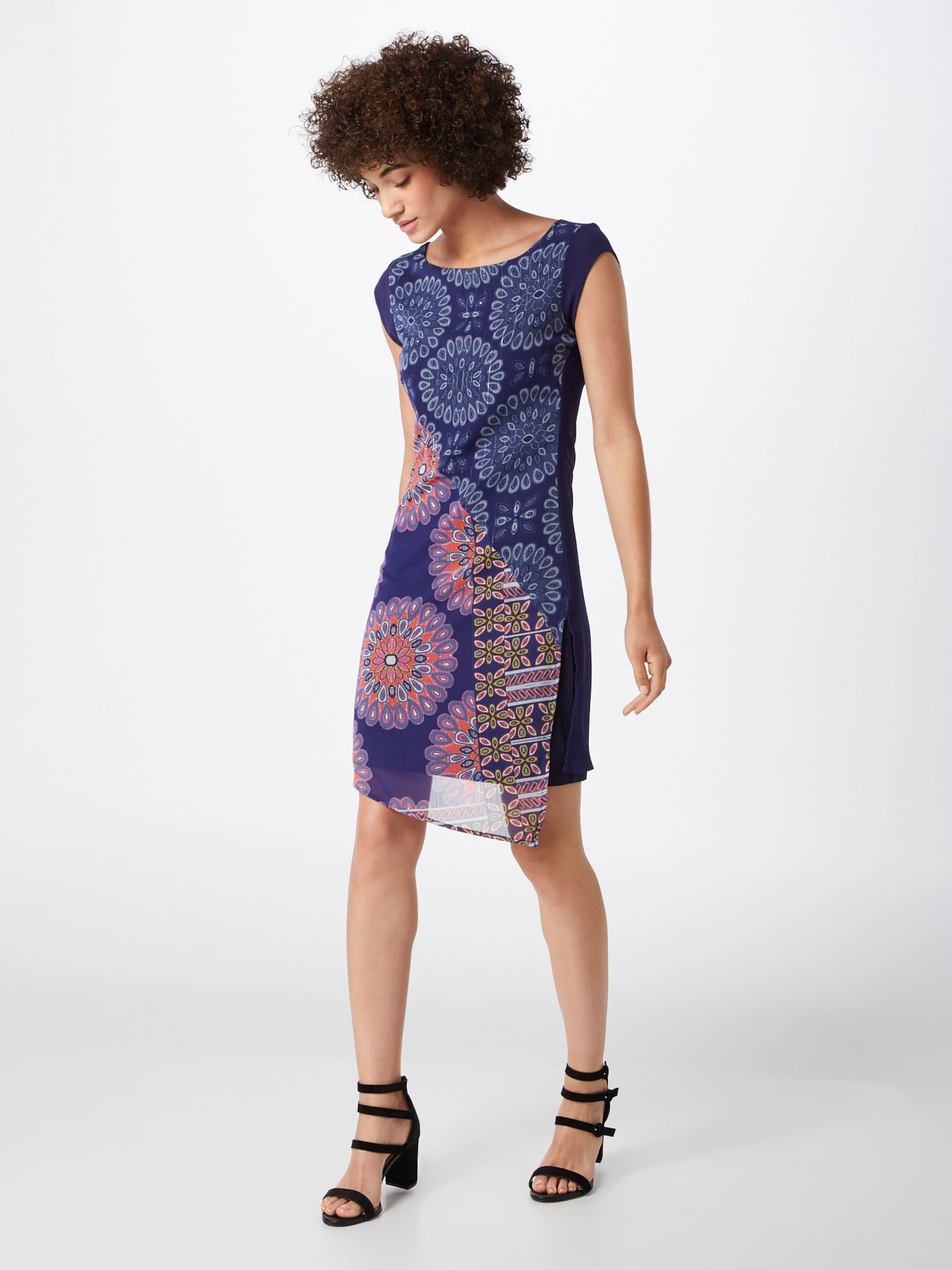 Lila Desigual 'vest In Kleid Kiroga' dCrBexo