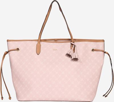 JOOP! Shopper 'Cortina Lara' in rosa / weiß, Produktansicht