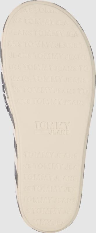 Tommy Jeans Qualität Pantoletten mit Logo-Stickerei Hohe Qualität Jeans bcc096