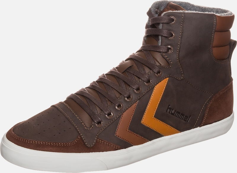 Hummel Sneaker 'Slimmer Stadil Duo Oiled High'