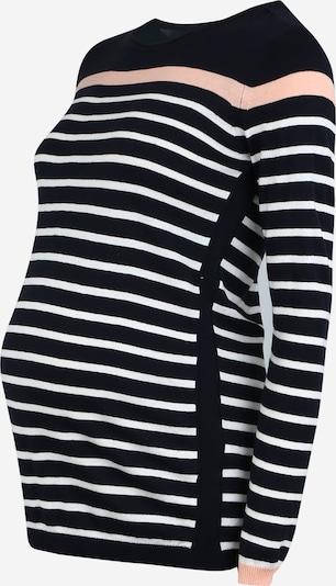 Noppies Pullover 'Adele' in beige / orange / schwarz, Produktansicht