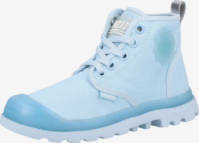 Palladium Stiefelette in blau, Produktansicht