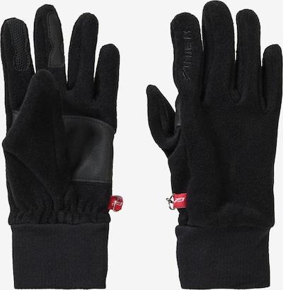Zanier Handschuhe 'E-COMFORT' in schwarz, Produktansicht
