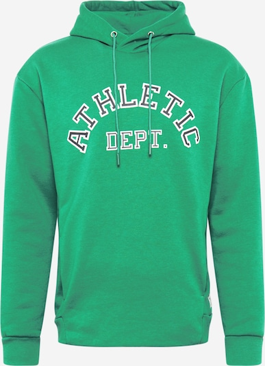 Hailys Men Sweatshirt ' Greenery' in grün, Produktansicht