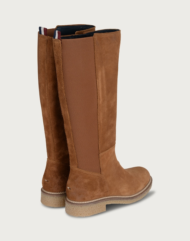 Tommy Hilfiger Stiefel noisette