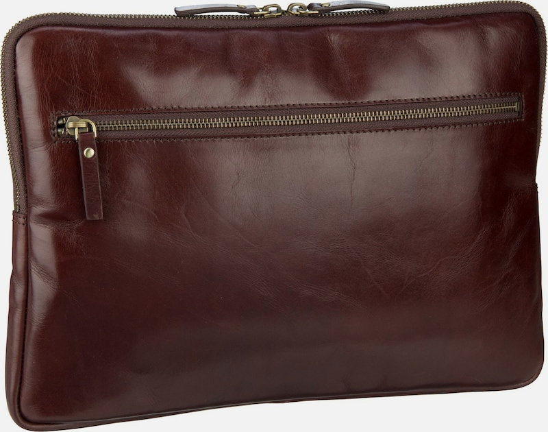 LEONHARD HEYDEN Laptophülle ' Cambridge 5247 RV-Laptoptasche S ' in braun, Produktansicht