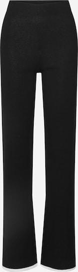 EDITED Pantalon 'Maxima' en noir / blanc, Vue avec produit