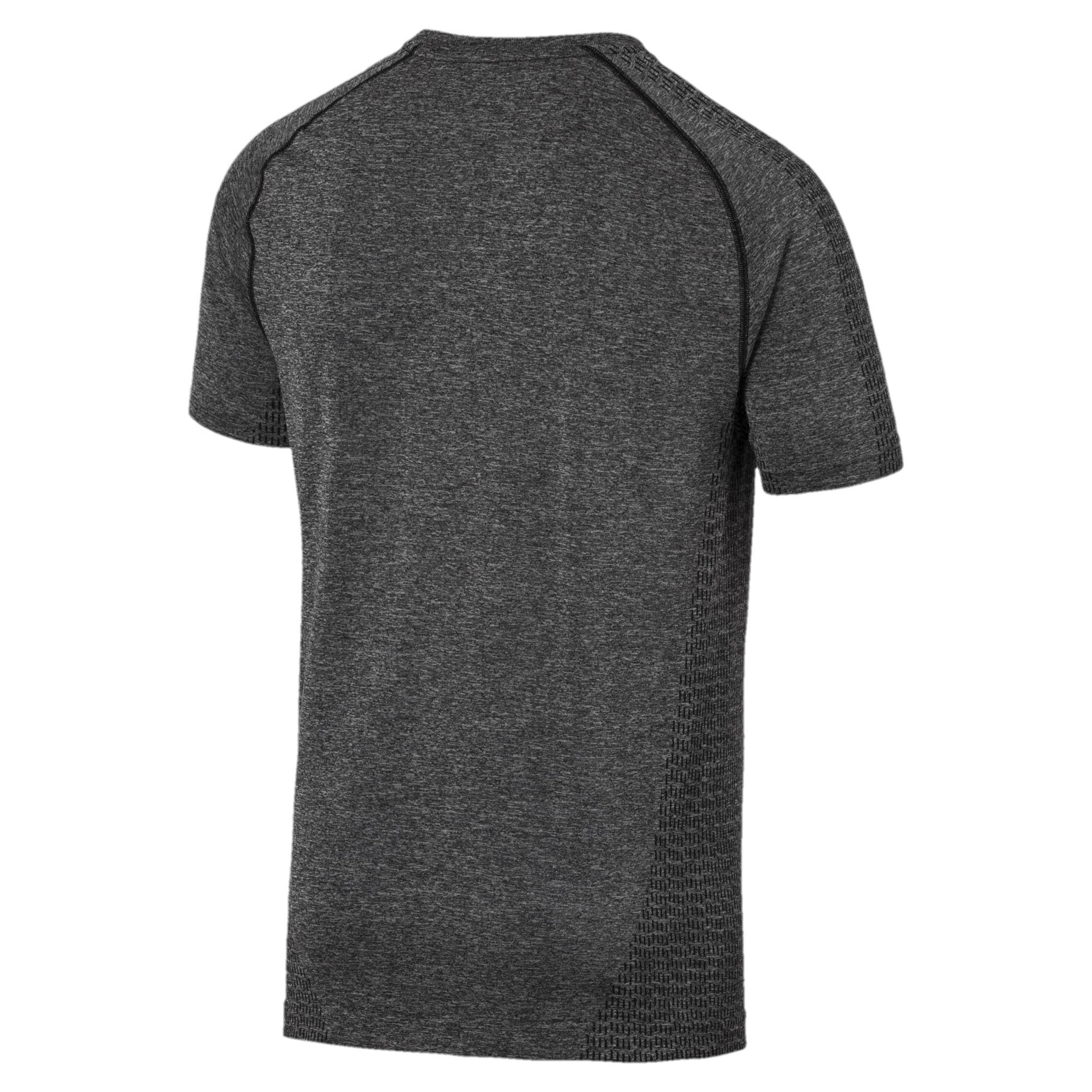 Puma In Sports Schwarz T Evoknit' shirt 'tec J3lFcTK1