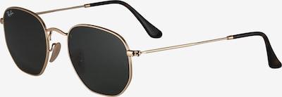 Ray-Ban Sonnenbrille 'HEXAGONAL' in gold, Produktansicht