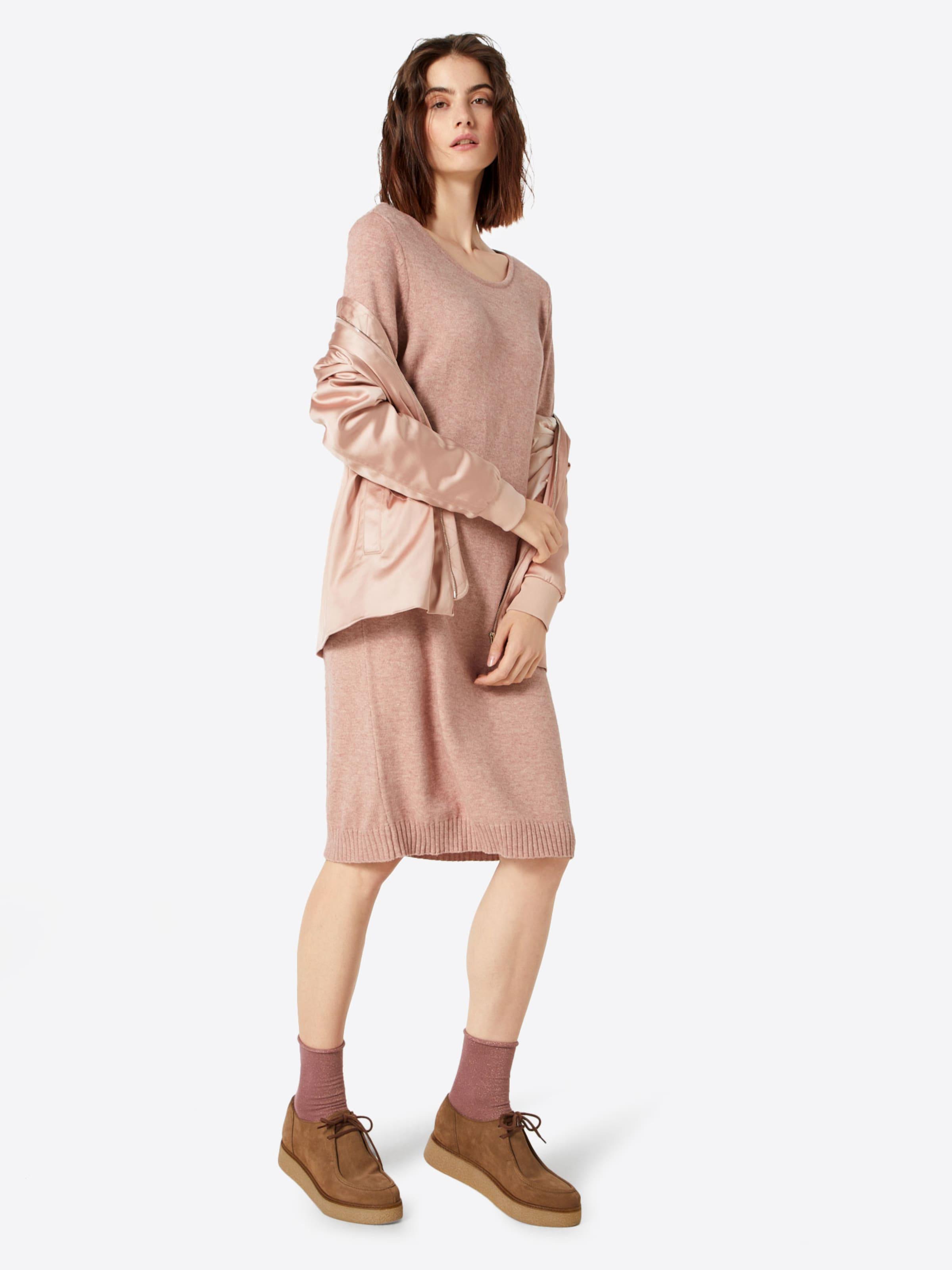 Robes Vila Robes Maille Vila En Rose En Maille ZiPkXu