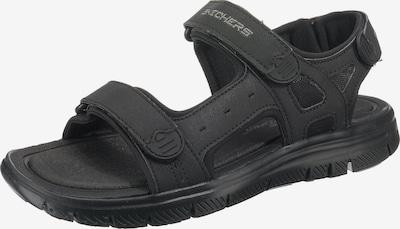 SKECHERS Sandalen in schwarz, Produktansicht