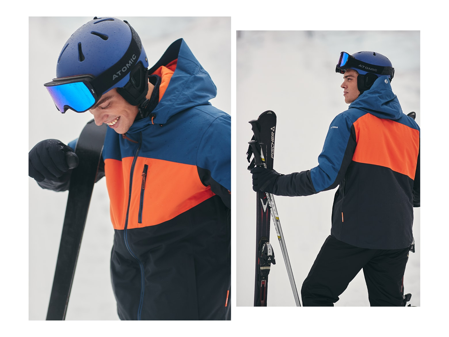 Daniel A.  - Across Colors Ski Look