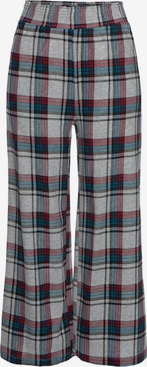 s.Oliver Pyjamahose in blau / grau / rot, Produktansicht