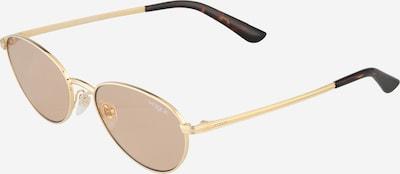 VOGUE Eyewear Sonnenbrille im Piloten-Stil in braun / gold, Produktansicht