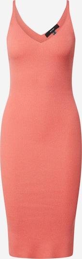 Rochie tricotat 'ALIO' VERO MODA pe coral: Privire frontală