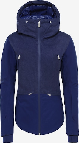 THE NORTH FACE Athletic Jacket 'Diameter Down Hybrid' in Blue