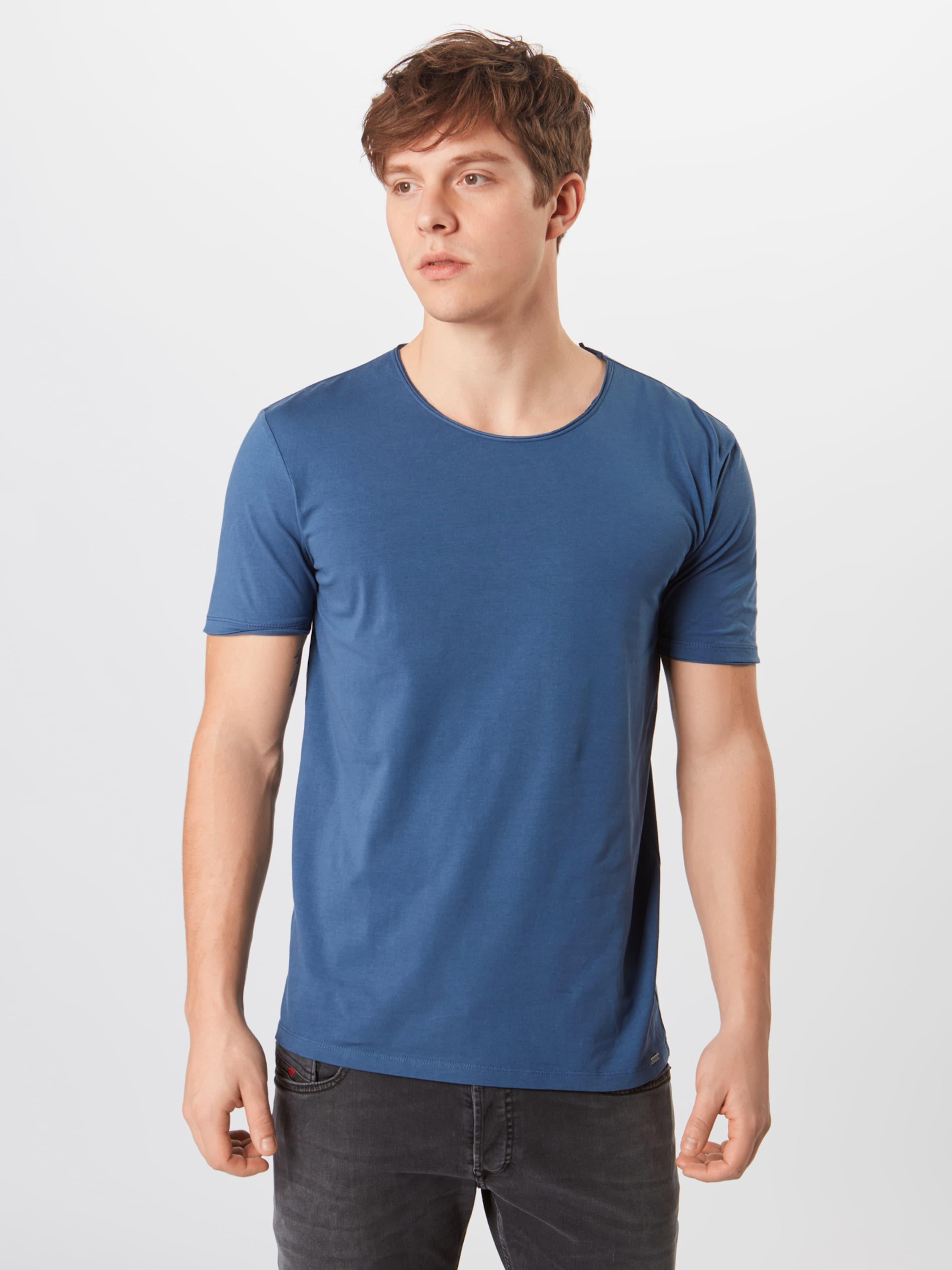Olymp Shirt Shirt In Olymp Indigo In DIH92E