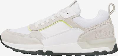 Marc O'Polo Sneaker in beige / creme / schwarz / weiß, Produktansicht