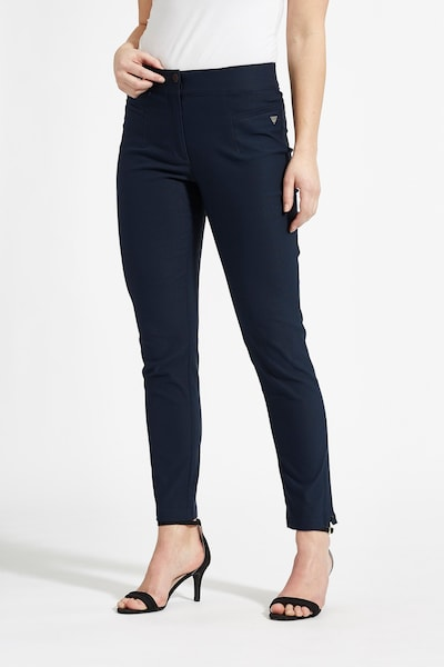 LauRie Stoffhose 'Milla' in navy, Modelansicht