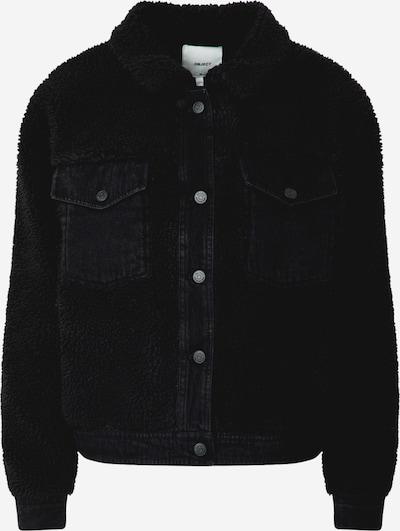 OBJECT Jacke 'ELLEN' in schwarz, Produktansicht